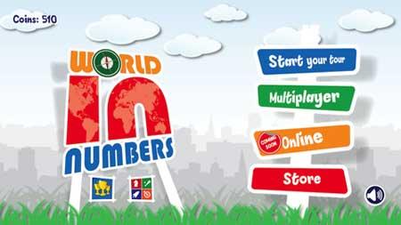 لعبة World in Numbers