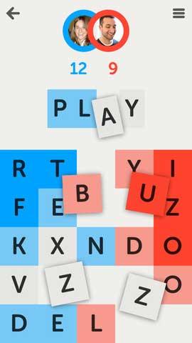 لعبة Letterpress