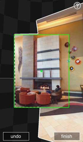 تطبيق Photosynth