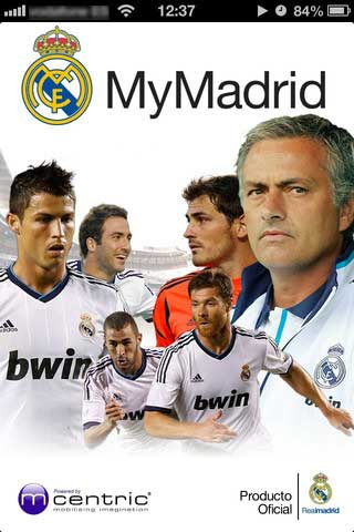 تطبيق Real Madrid