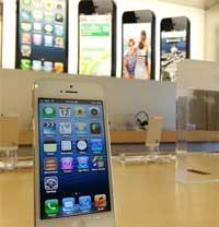 شائعة: ابل ستطلق ايفون بشاشة 4.8 وايفون 5 أس حتى شهر يونيو