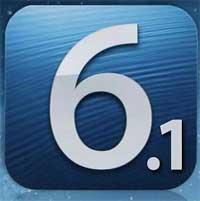 صورة اطلاق إصدار iOS 6.1 والجيلبريك الخاص بها سيعمل مع غالبية الاجهزة