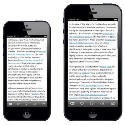 شائعة: ايفون 5 أس وايفون 6 بشاشة قطرها خمسة بوصات