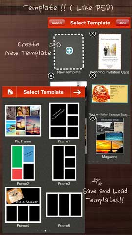 تطبيق Frame Artist