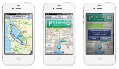 اداة Unlock iOS 6 Maps
