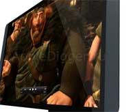 تصور مفترض لجهاز تلفزيون iTV من صنع ابل