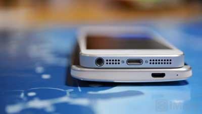 مقارنة: جهاز HTC One مقابل جهاز الايفون 5