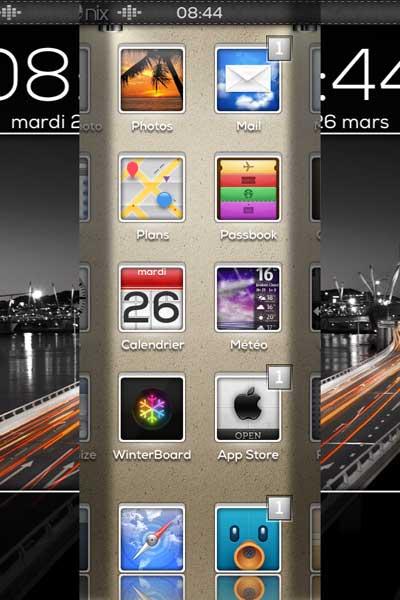 السيديا: LiveWire – أداة لتغيير طريقة فتح جهاز الايفون