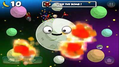 لعبة Moon Monkey