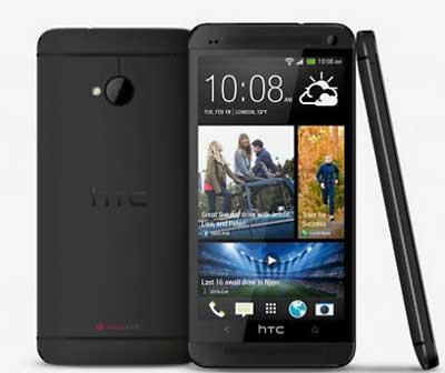 يبدو جيدا. HTC ONE