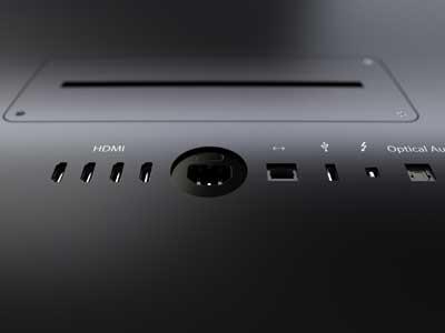 تصور: iTV – جهاز تلفاز جديد من شركة ابل