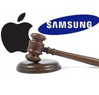 المحكمة تخفض تعويضات سامسونج لشركة ابل بنسبة 50%