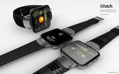 تصور: تقديم ساعة ابل الذكية iWatch بطريقة جذابة