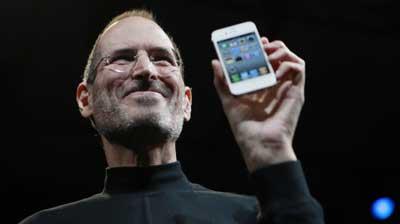 الراحل ستيف جوبز ساهم في تصميم الايفون القادم