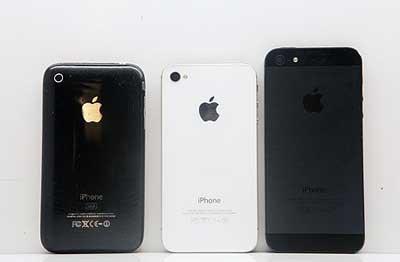 صناعة الايفون الجديد تنطلق هذا الاسبوع مع نموذج رخيص
