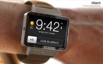 lشائعة: الساعة الذكية iWatch ستشمل مساح ضوئي للبصمات