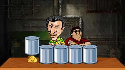 لعبة 3 Cup Monty