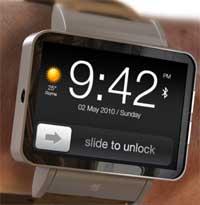 Photo of lشائعة: الساعة الذكية iWatch ستشمل ماسح ضوئي للبصمات