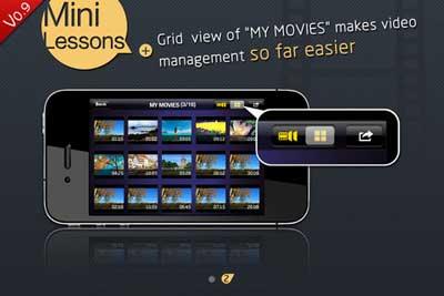 تطبيق Movie 360