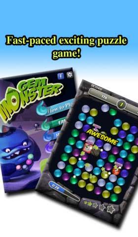 لعبة GemMonster Free