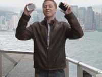 صورة اختبار السقوط: الايفون 5 ضد جالاكسي أس 4 ، ايهما نجا ؟