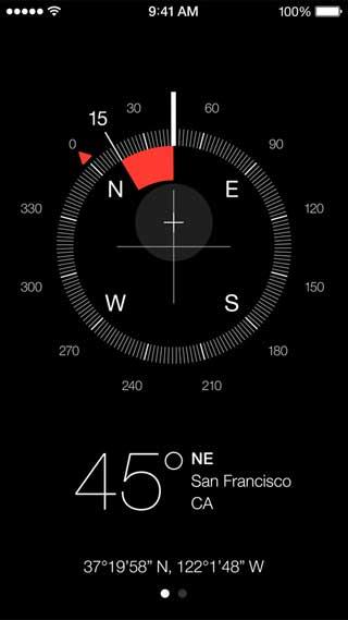 نظام ابل iOS 7