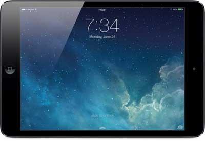 هكذا تبدو النسخة iOS 7 من نظام ابل على جهاز الايباد !