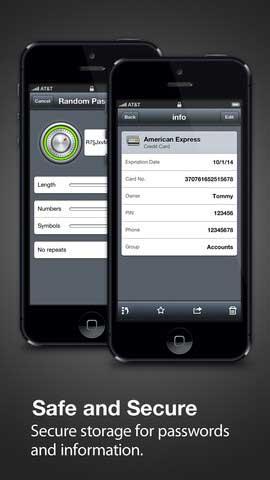 تطبيق mPass Pro