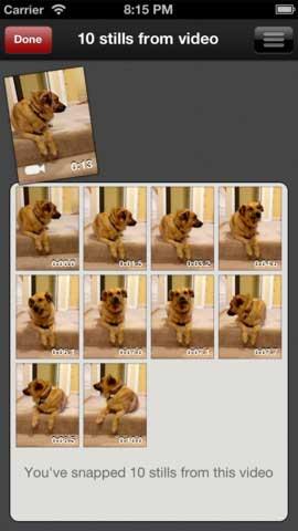 تطبيق Snap Still