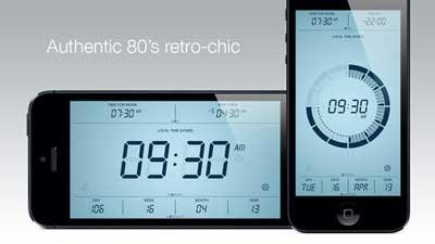 تطبيق Touch LCD