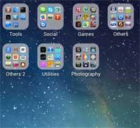 Photo of ليس عليكم الانتظار: مظهر نسخة iOS 7 متوفر في السيديا