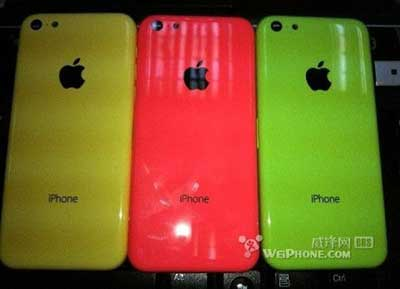 تسريبات: نسخة من ايفون أقل تكلفة و بألوان متعددة