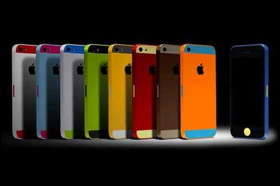 الآيفون رخيص الثمن سيحمل اسم iPhone 5C !