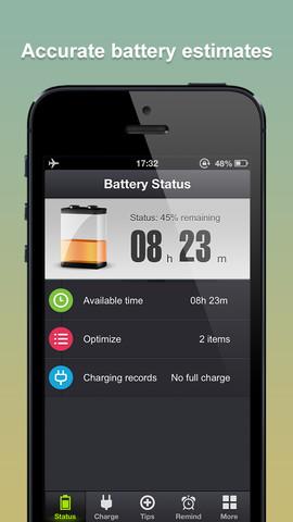 تطبيق Battery Saver لزيادة عمر البطارية