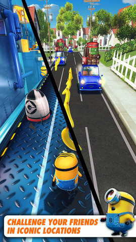 لعبة Despicable Me Minion Rush