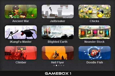 تطبيق GamedBox1