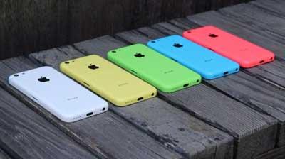 iPhone 5S , iPhone 5C