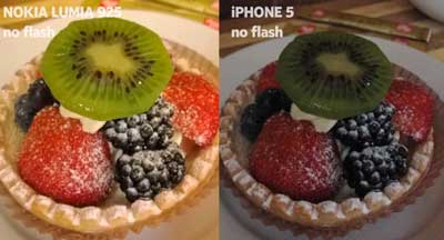 نوكيا تطلق اعلان جديد تسخر به من كاميرا الايفون !