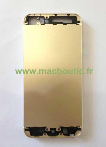 الآيفون القادم iPhone 5S سيأتي باللون الذهبي