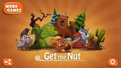 لعبة Get The Nut