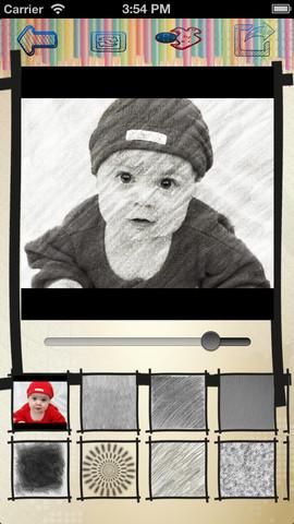 """تطبيق """"صورتك رسم"""""""