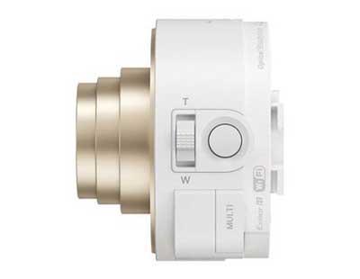 عدسات سوني الذكية Sony Smart Shot Lens