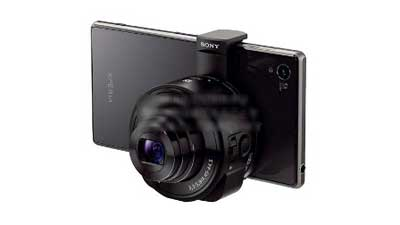 آلية عمل عدسات سوني الذكية Sony Smart Shot Lens