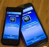 Photo of تطبيق بلاكبيري ماسنجر BBM سيتوفر للآيفون مجاناً الأحد المقبل !