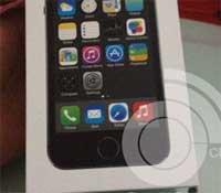 صور مسربة لصندوق جهاز iPhone 5S تؤكد احتوائه على خاصية البصمة