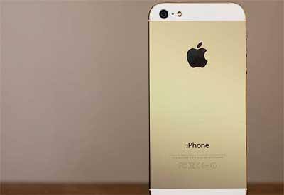 هاتف iPhone 5s أكثر هواتف الآيفون مبيعاً !