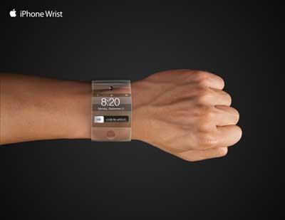 توقعات : ابل قد تبرم صفقة مع LG لتصنع شاشة OLED لساعتها الذكية