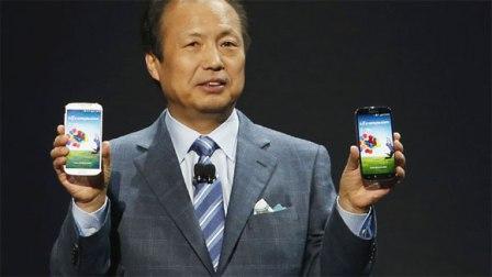 مبيعات خيالية لهاتف Galaxy S4 !