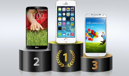هاتف iPhone 5s الهاتف الذكي الأسرع في العالم !
