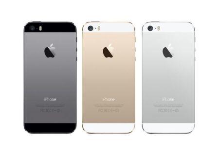 هاتف iPhone 5s الأكثر مبيعاً في الولايات المتحدة خلال شهر سبتمبر